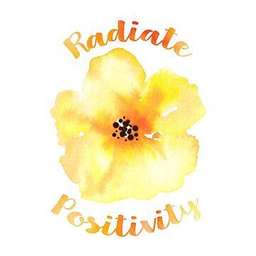 Radiate positivity by ApricotBlossom