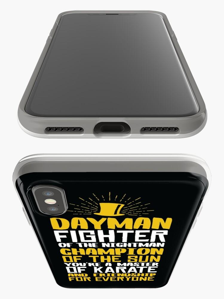 Alternative Ansicht von DAYMAN! Champion der Sonne! iPhone-Hülle & Cover