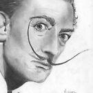 Salvador Dali by Michael Todd