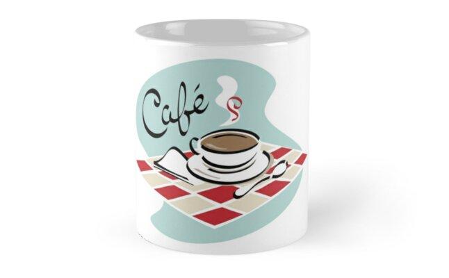 Coffee Cafe by Lisann