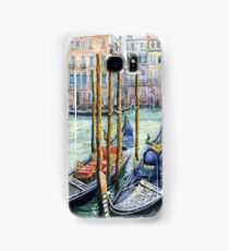 Italy Venice Lamp Samsung Galaxy Case/Skin