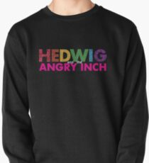 Hedwig and the Angry Inch Pride - glitter Pullover