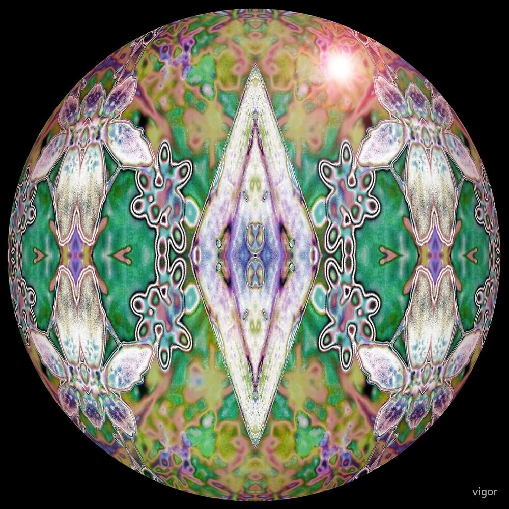 Digital sphere by vigor