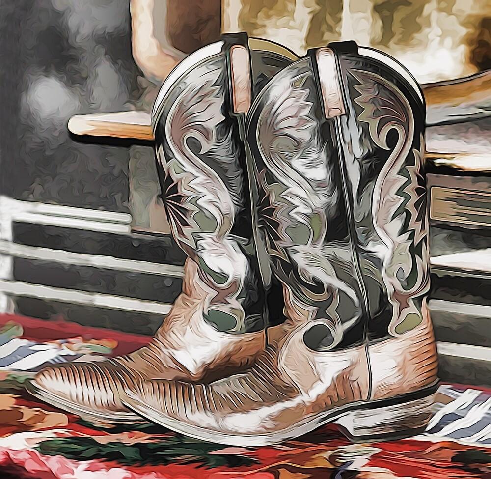 Cowboy Boots by photosbypamela