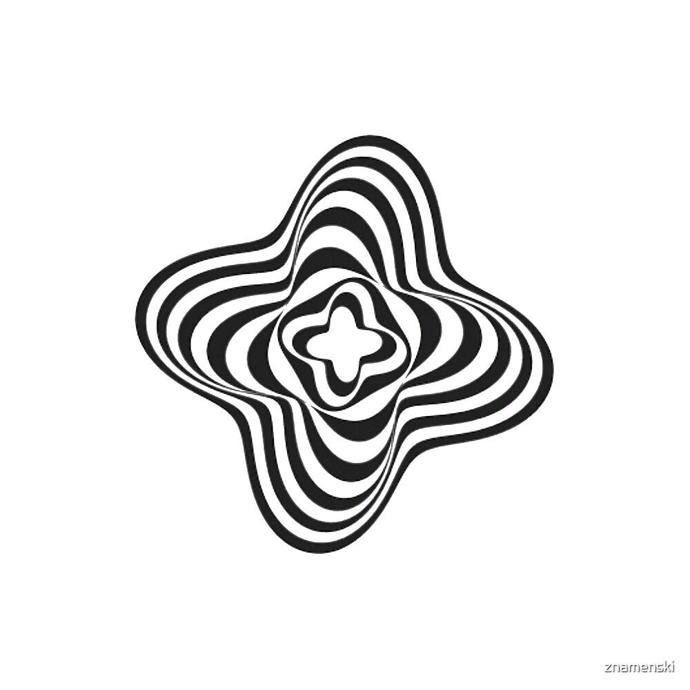 zebra, element, in a row, striped, textured, styles, geometric shape, square by znamenski