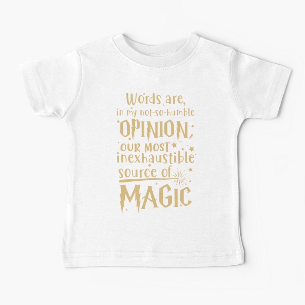 Inexhaustible source of magic Baby T-Shirt