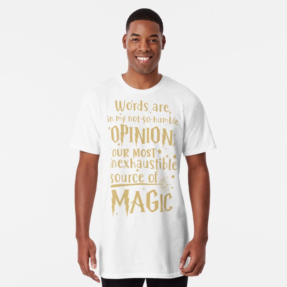 Inexhaustible source of magic Long T-Shirt