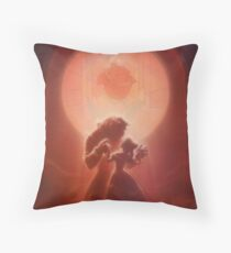 Beauty & The Beast 1 Throw Pillow