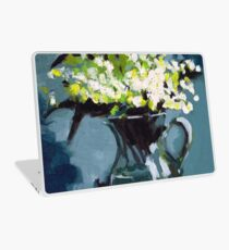 Lily of the Valley Laptop Skin