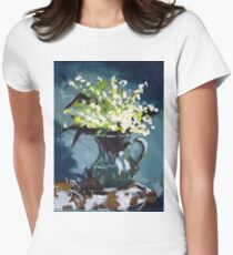 Lily of the Valley Women's Fitted T-Shirt