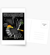 Woodstock 50th Postcards