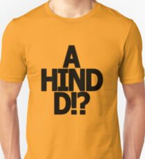 Metal Gear Solid - 'A Hind D!?' Unisex T-Shirt