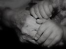 Generations Apart -Holding Hands- von Evita