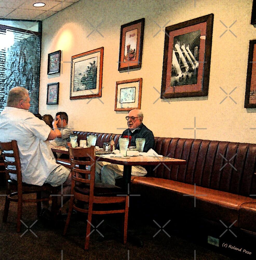 Sunday Breakfast at Denny's by photorolandi
