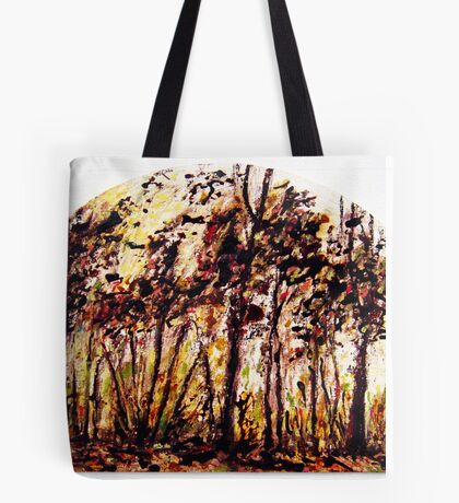 The Distance Between You and I... (panel #4) Tote Bag