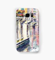 Italy Venice Midday Samsung Galaxy Case/Skin