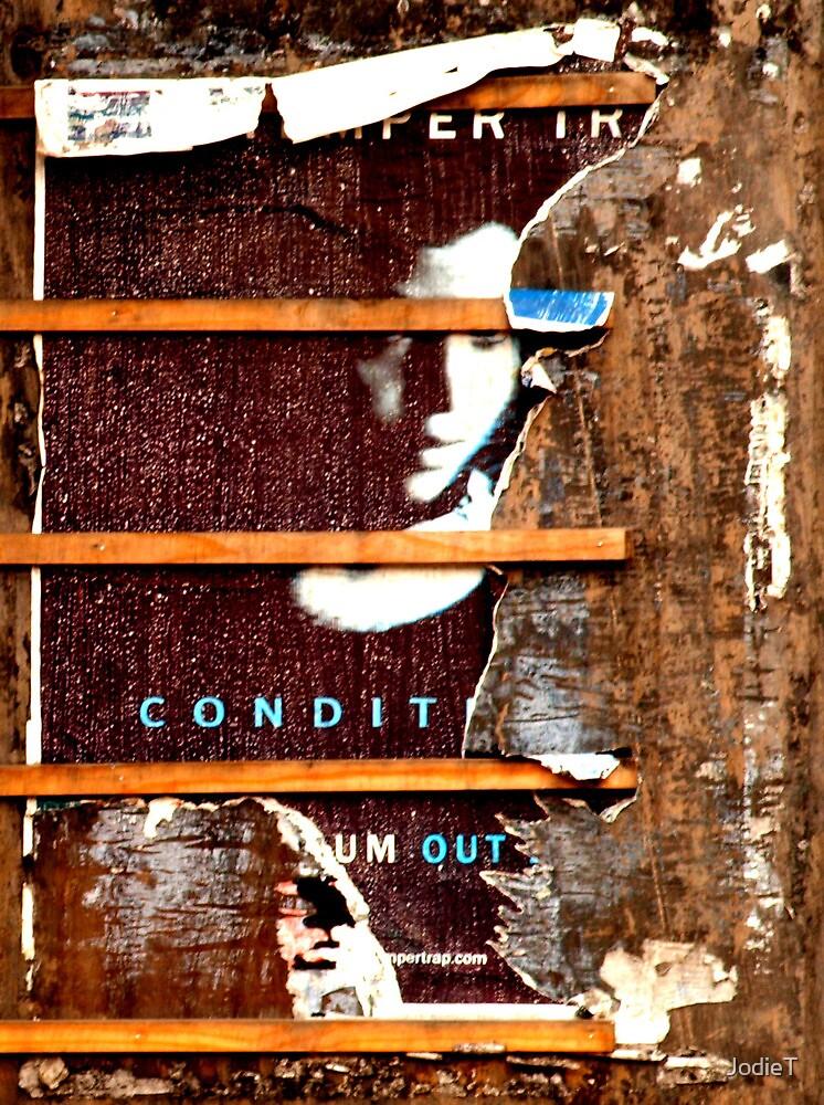 Ravaged but Still Present! by JodieT