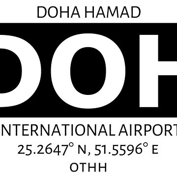 Doha Airport DOH by Auchmithie49