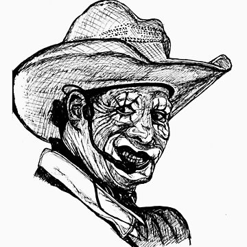 Big Al Rodeo Clown by dirtthirsty
