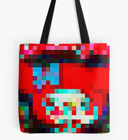 ❝T^NK Y^②❞ by RootCat [tribute to 機器間] Tote Bag