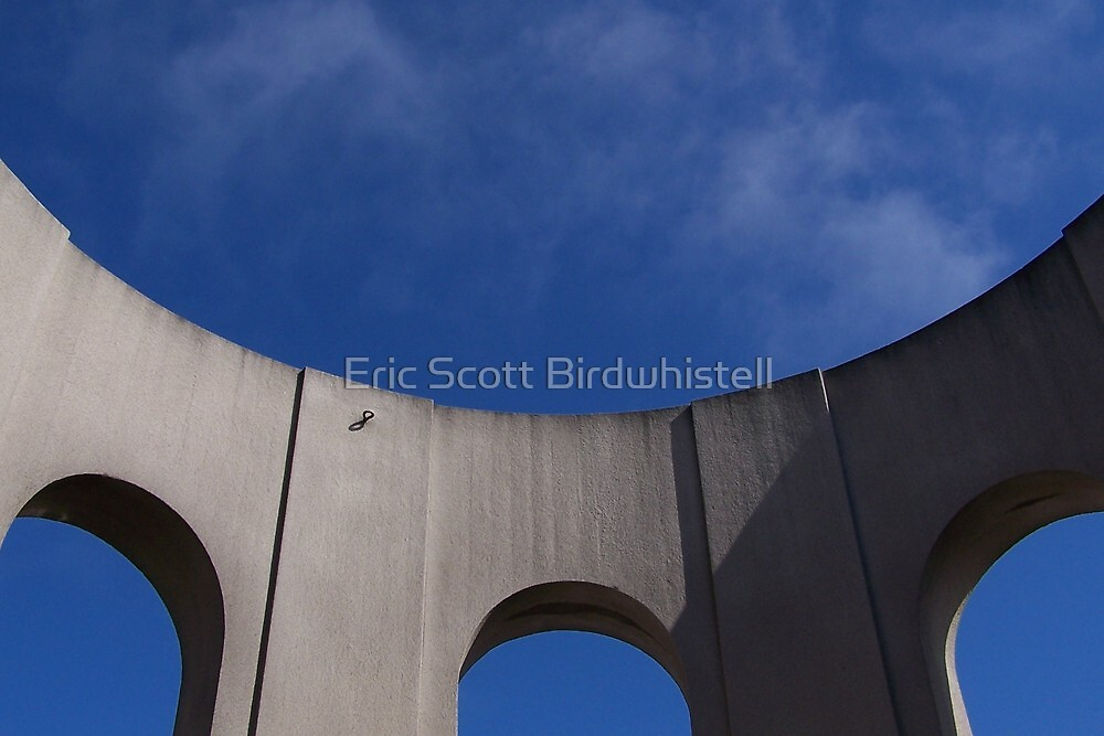 Above And Beyond by Eric Scott Birdwhistell