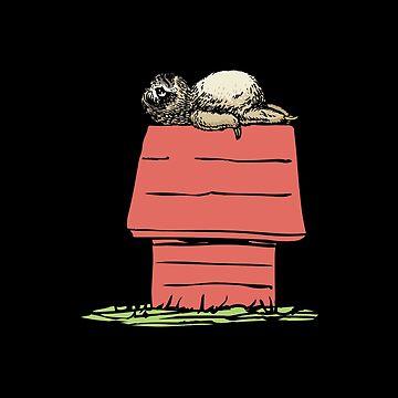 Sloth House by Huebucket