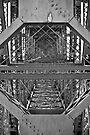 Gridlocked - 2 by Eric Scott Birdwhistell