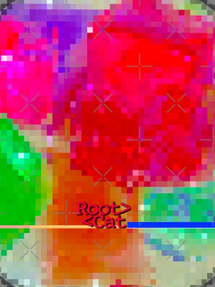 J^LLY M^ [機器間 says] Pixel Art by Grimm-Land