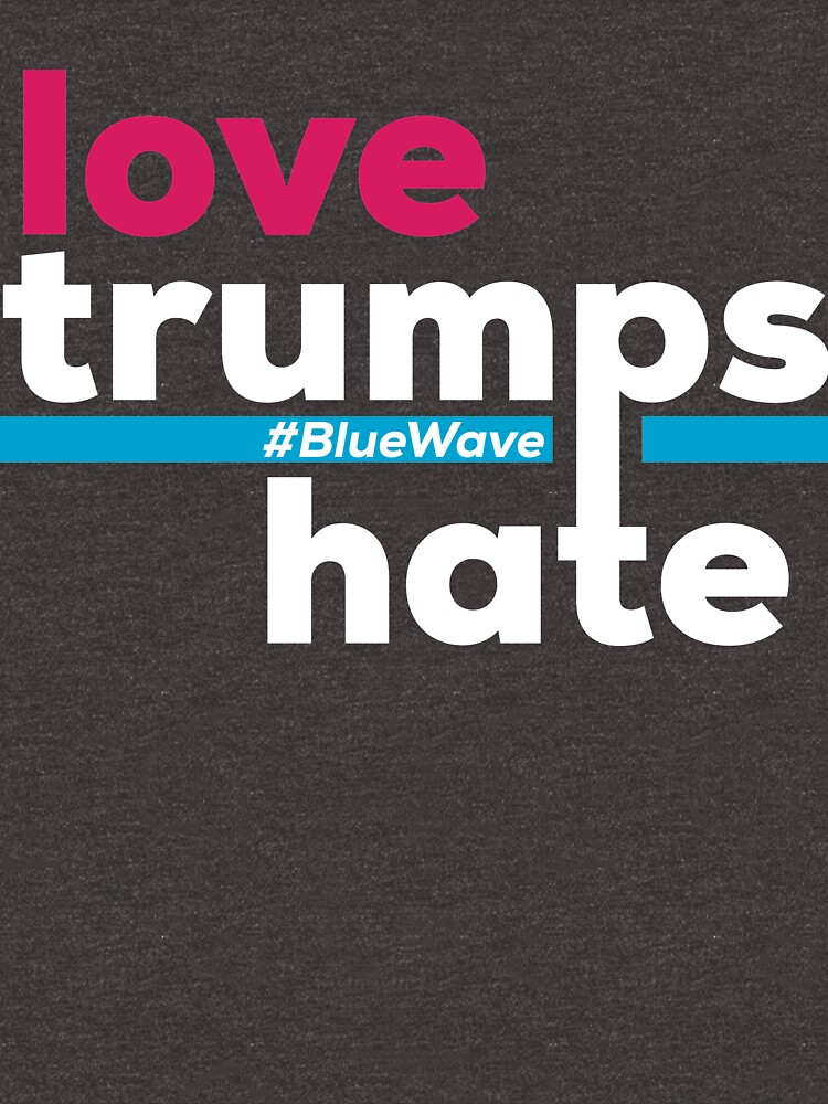 Love Trumps Hate by VCOBA