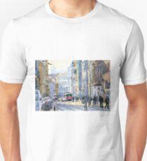 Prague Vodickova str  Unisex T-Shirt