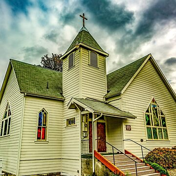 Littlerock United Methodist Church by mtbearded1