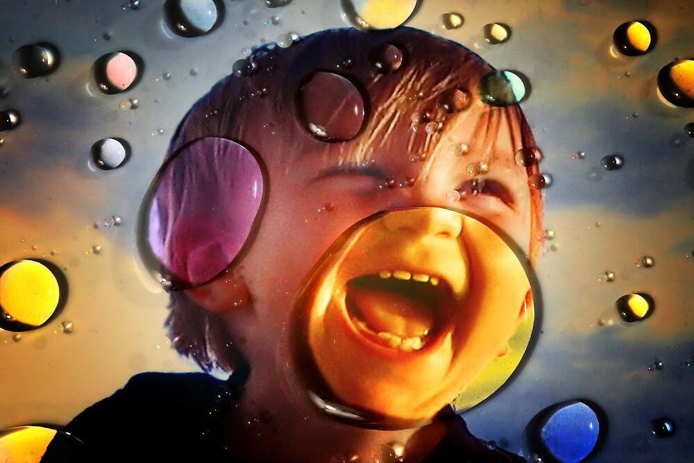 Bubble Boy by Bob Larson