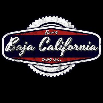 Baja California Racing - 1000 Miles by starider