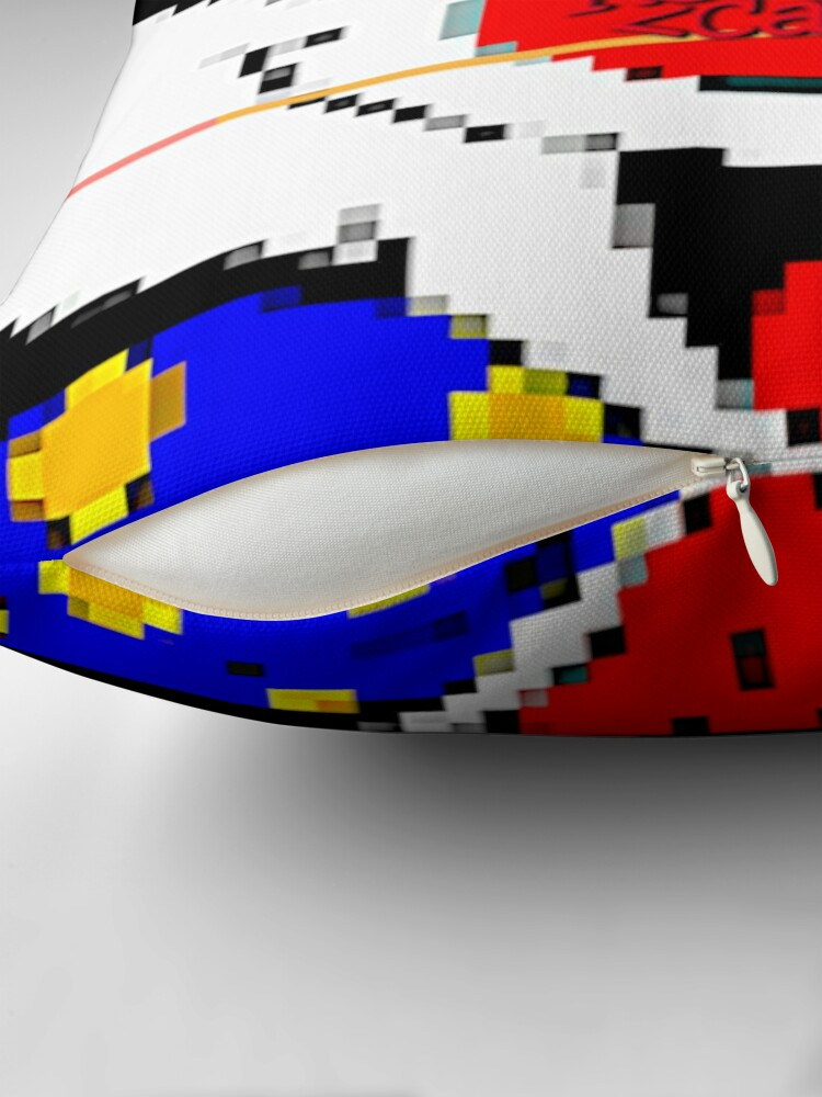 Alternate view of CART^^N CL^^WN C^T Floor Pillow