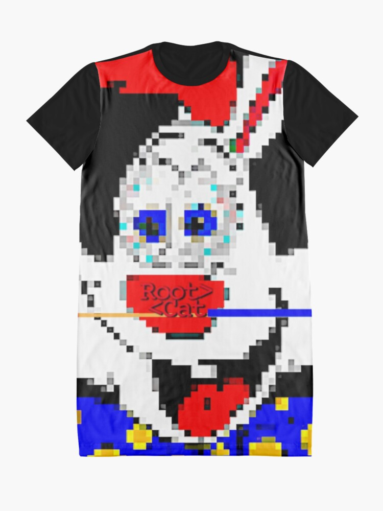 Alternate view of CART^^N CL^^WN C^T Graphic T-Shirt Dress