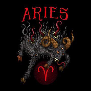 Aries - Azhmodai 2019 by Azhmodai