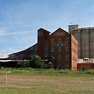 Corowa flour mill NSW by lilleesa78