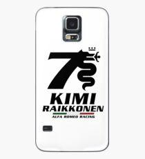 Kimi Raikkonen Alfa Romeo Racing Case/Skin for Samsung Galaxy
