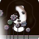 U with flowers by matticchio