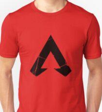 Apex Legends Logo | Apex Legends Black Symbol Unisex T-Shirt