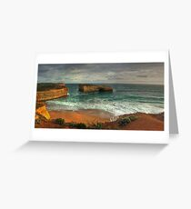 Great Ocean Road: London Bridge Greeting Card