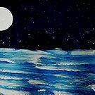 Midnight Swim  by WhiteDove Studio kj gordon