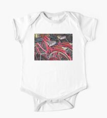 Twins - Bicycle Art By Sharon Cummings Kids Clothes