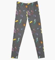We're With Stupid (Smart Microbes) - For Light Shirts Leggings