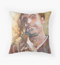 The Artist - Bobby Dar Throw Pillow