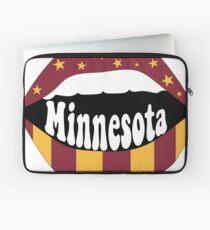 Minnesota Lips Laptop Sleeve