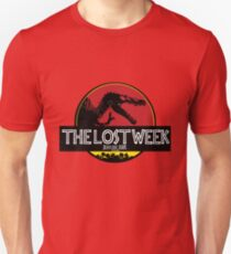 The Lost Week Jurassic Ark II T-Shirt