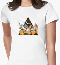 Kush & Oj Women's Fitted T-Shirt
