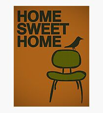Home sweet home... Photographic Print