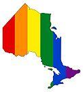 Ontario Pride! by Sun Dog Montana